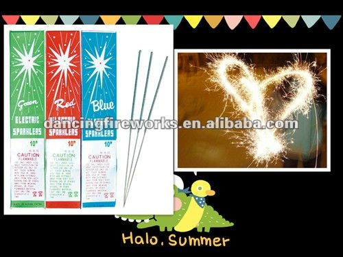 WEDDING SPARKLERS FIREWORKS NOVELTY FIREWORKS