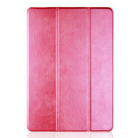 Tri-Stand wallet case pu&tpu case cover for ipad air 2
