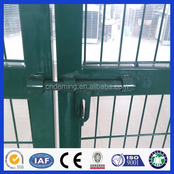 China factory modern wrought iron gate grill gate design