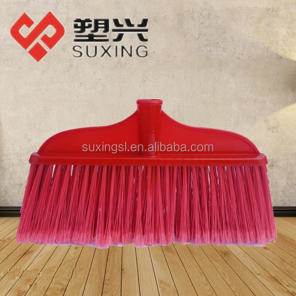 chinease cheap price for USA 1 dollars shop plastic household cleaning broom