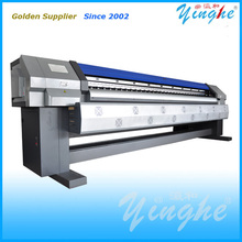 1.8 Meters Outdoor Eco-solvent Printer With paper release and collceting system