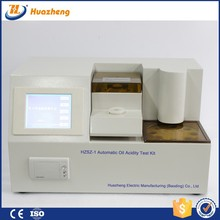 HZSZ-1 Automatic Alcohol Reflux Method Transformer Oil Acid Value Tester