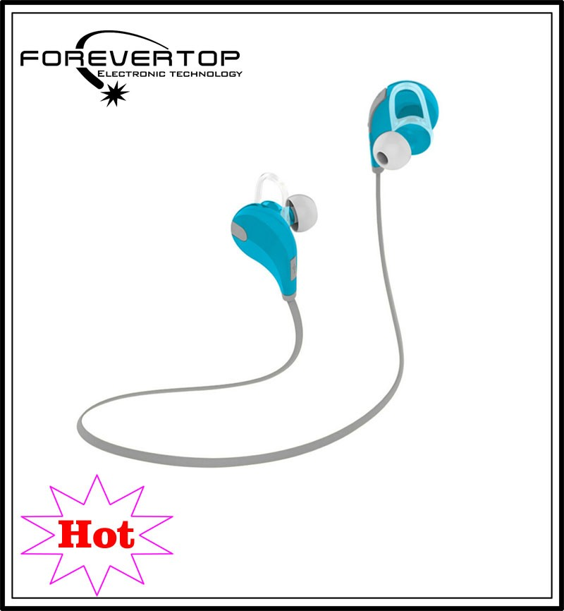 Different color to choose hi-fi stereo bluetooth earphone