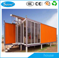 2016 top quality Sale well modular house designs prefab dormitory building