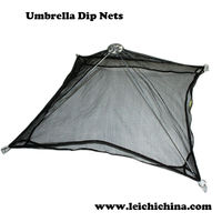 High quality and good price umbrella fishing dip nets