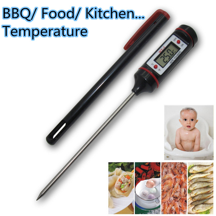 Big sale digital food meat thermometer used household items for sale