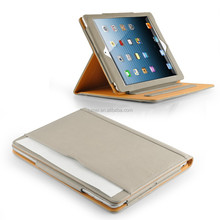Plain Design For Apple Ipad Air PU Leather Case