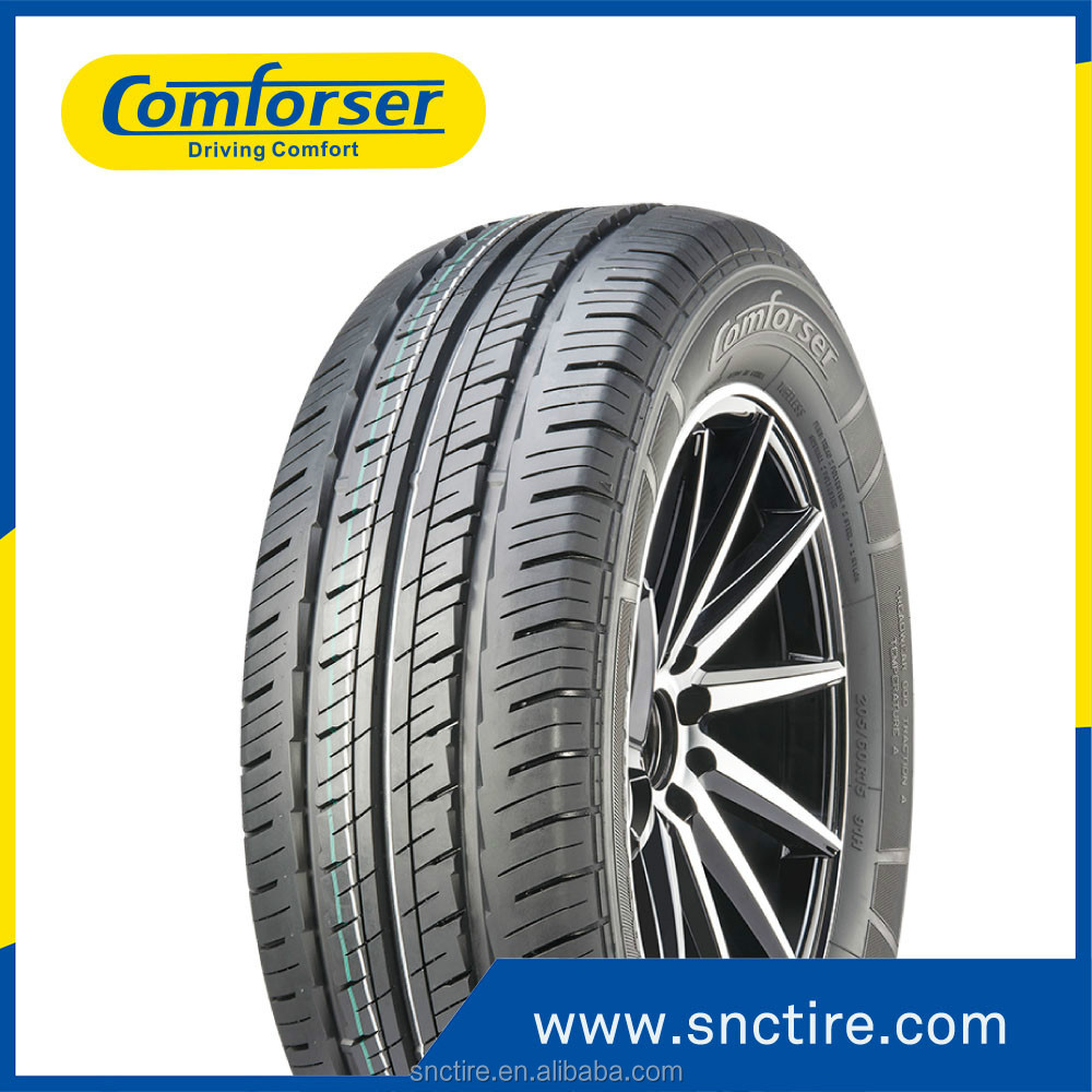 155-215mm width chinese tire from comforser brand cf620 good pattern look for car tyre importers in canada