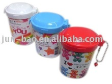 promotional gift (canister wet wipes)