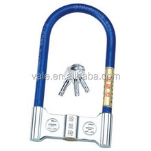 hot sell U lock for motorcycle and bicycle