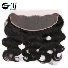 100% Brazilian durable remy tangle free human hair crown body lace closure dropshipping
