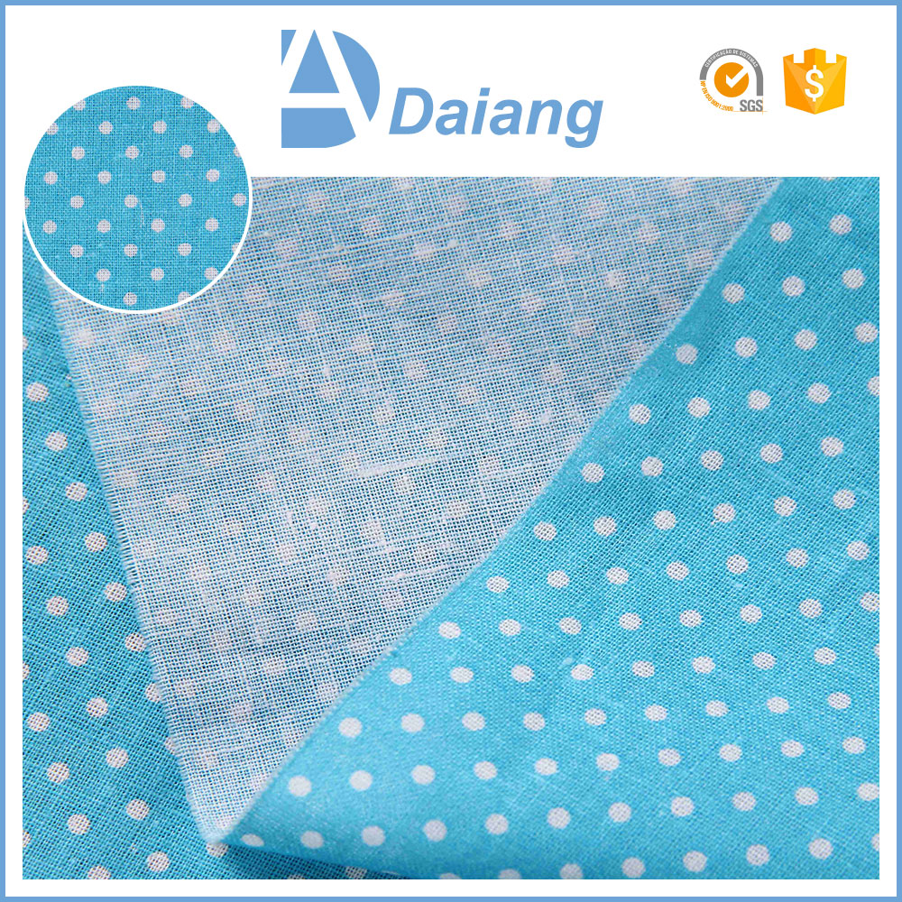 wholesale cheap high quality 100 cotton woven shirting printed handkerchief cotton fabric