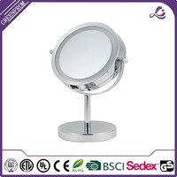 New design walmart lighted makeup mirror with high quality