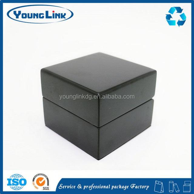 double deck leather jewel box