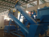 300kg per hour pet recycling line pet