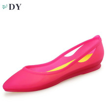 2017 latest eva sandals design wholesale cheap slippers jelly ladies slippers