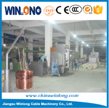 Intermediate copper wire drawing machine/ power cable making equipment