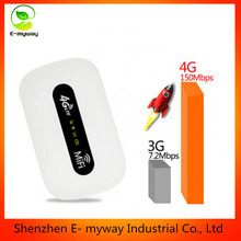 QoS,Firewall,VPN,4G LTE wifi Hotspot Function and Stock Products Status Wireless Wi-Fi Mini Portable LTE 4G Router