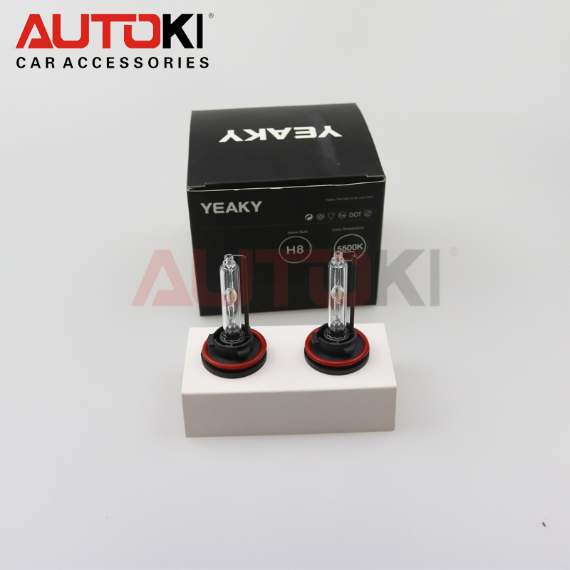 Hot Selling YEAKY H8 H9 H11 Complete Style Xenon HID Bulbs 35W/50W 12V/24V ,Yeaky hid h11 bulb