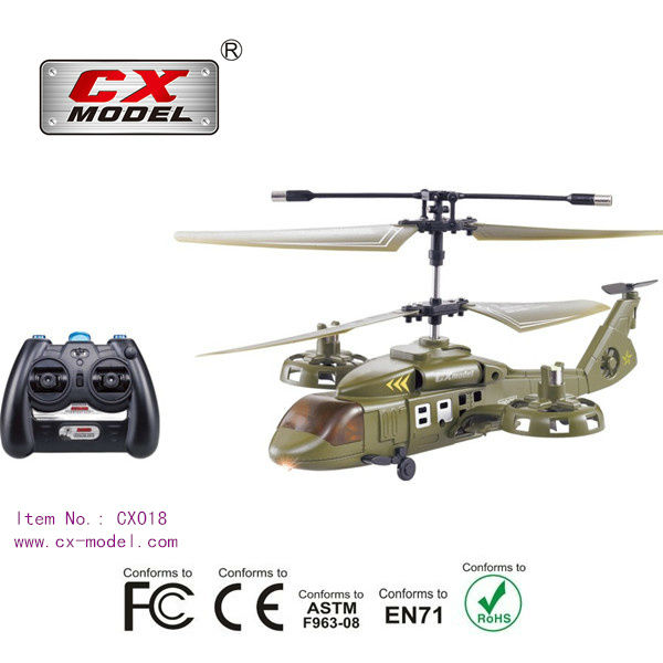 indoor playing mini remote control rc helicopter for kids