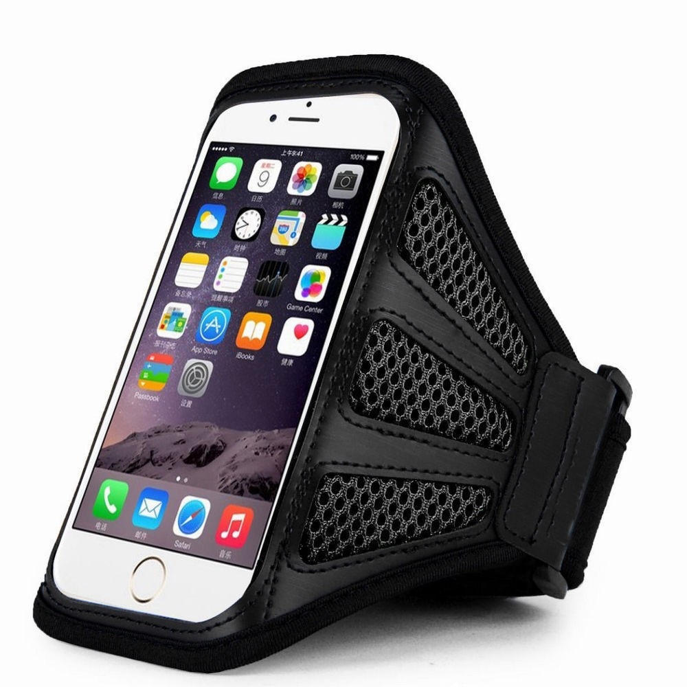 "Running sport armband for iphone 6 4.7"" 5.5"" case"