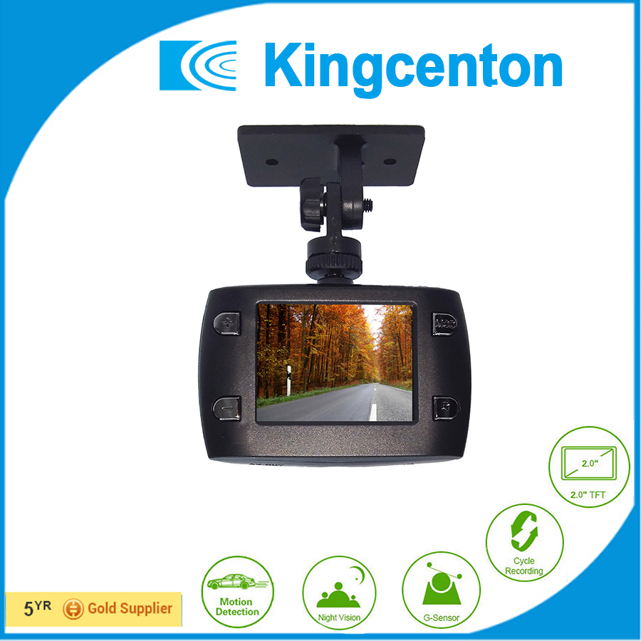 best night vision car dvr camcorder Car DVR 720P Full HD Advanced Portable Car Camcorder With Night Vision + G-Sensor