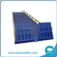 best dock ramp mobile dock ramp with strong legs