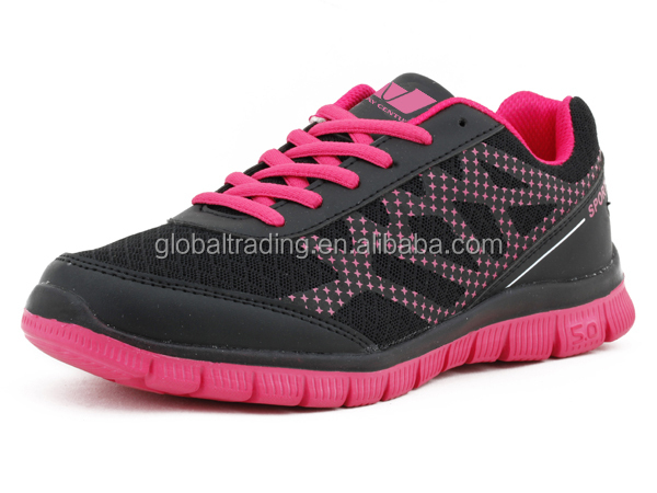 WAY CENTURY New Collection Women Sport Shoes Made In China GT-10337-14