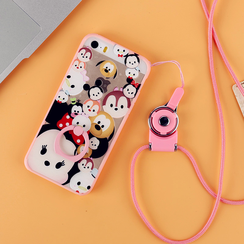 Cheap Cell Phone Covers with Finger Ring Holder 3d Cartoon Animals Silicone cameo Phone Case for Iphone 5 5s 5c