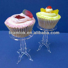 acrylic cupcake display cabinet