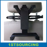 Car Seat Backrest Mounting Bracket tablet stand for iPad/iPad 2/ Ipad 3 / Tablet PC