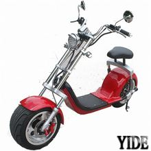 2017 China app control eec electric 2 seat mobility scooter 1000w 1500w electric motor bike parts with E-Mark
