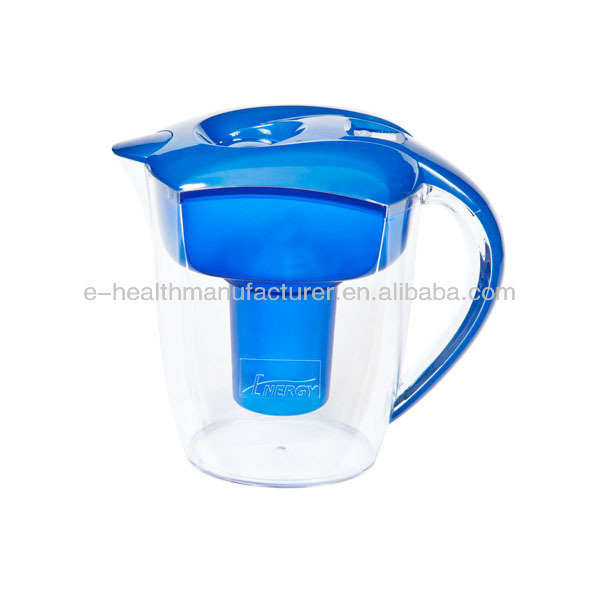 The latest Hydrogen water pot,the newest alkaline water pitcher