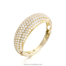 Wedding Gold Ring Jewelry Cad Cam Machine Karat Gold Jeweler SRG486Y