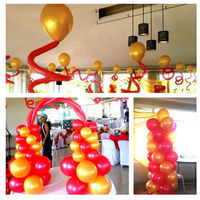 Party Rocks Balloon Arrangement