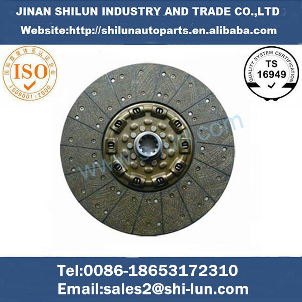 auto parts good performance clutch plate WG9435161003