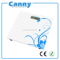 Electronic Human weight measuring machine Digital bathroom scale