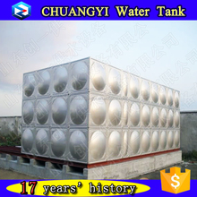 2018 China Bolted stainless steel welding storage water tank for drinking