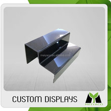 Design updated 2015 custom acrylic shoes display racks