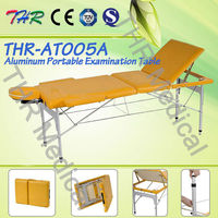THR-AT005A High Quality Aluminum Alloy Massage Table