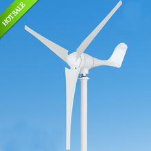 400w roof top horizontal wind power generator for home