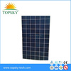 Solar Module 300W poly Hanwha solar panel with highest quality and best price