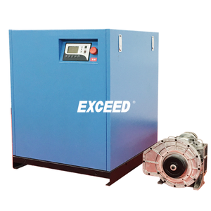 EXCEED 7.5 KW 10 HP 28 CFM scroll oil free air compressor