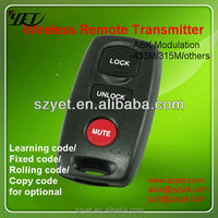 Best selling adjust a sleep remote control for gate motor