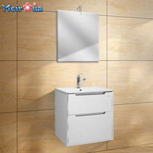 HF-R020 Wholesales price simple style small hotel bathroom cabinet furniture