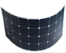 Powerwell solar sunpower from USA 120w Mono solar panel