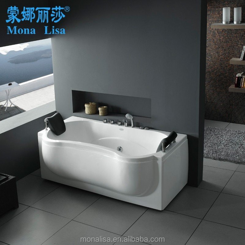 Corner whirlpool Bath Tub Small Bathroom Bathtub