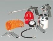 PAINT/BLOWING AIR/SWAHING HVLP Air Spray Gun