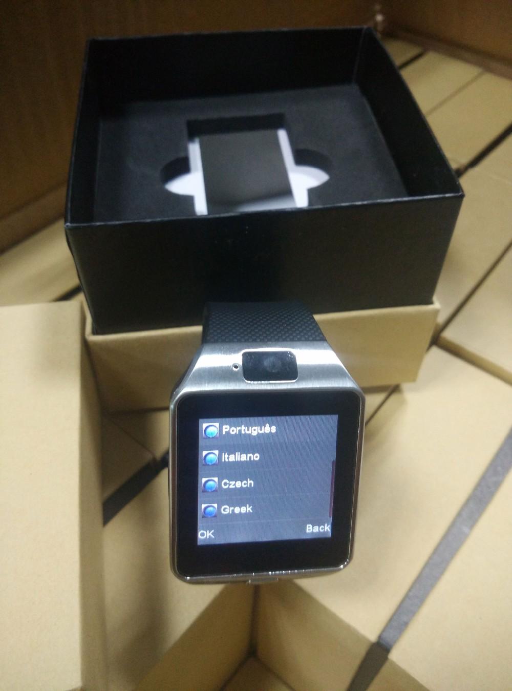 dz09 bluetooth smart watch manual