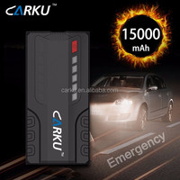 carku epower-21 15000mAh car parts accessories tool set portable vehicle car battery charger jump starter